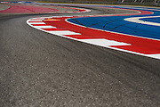September 16-18, 2015 Lamborghini Super Trofeo, Circuit of the Americas: Circuit of the Americas track detail