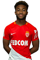 Moussa Sylla during Photoshooting of Monaco for new season 2017/2018 on September 28, 2017 in Monaco, France. (Photo by Chateau/Asm/Icon Sport)