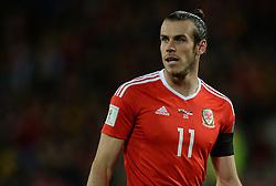 Gareth Bale of Wales - Mandatory by-line: Alex James/JMP - 12/11/2016 - FOOTBALL - Cardiff City Stadium - Cardiff, United Kingdom - Wales v Serbia - FIFA European World Cup Qualifiers