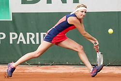 June 2, 2017 - Paris, Frankreich - Paris, 02.06.2017, Tennis - French Open 2017, Timea Bacsinszky (SUI) (Credit Image: © Pascal Muller/EQ Images via ZUMA Press)
