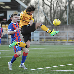 Annan v Elgin | Scottish League Two | 30 January 2016