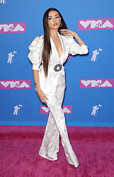 August 21, 2018 - New York City, New York, USA - 8/20/18.Madison Beer at the 2018 MTV Video Music Awards held at Radio City Music Hall in New York City..(NYC) (Credit Image: © Starmax/Newscom via ZUMA Press)