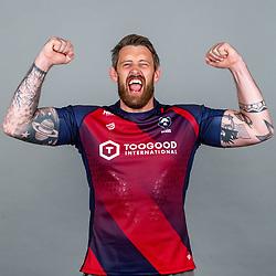 Aly Muldowney of Bristol Bears - Mandatory by-line: Robbie Stephenson/JMP - 01/08/2019 - RUGBY - Clifton Rugby Club - Bristol, England - Bristol Bears Headshots 2019/20