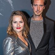 NLD/Amsterdam/20161031 - Premiere Fataal, Barbara Sloesen en partner