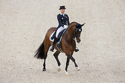 Maree Tomkinson - Diamantina 4<br /> Alltech FEI World Equestrian Games™ 2014 - Normandy, France.<br /> © DigiShots