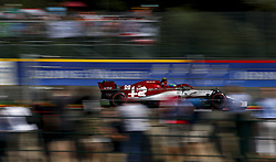August 31, 2019, Spa-Francorchamps, Belgium: Motorsports: FIA Formula One World Championship 2019, Grand Prix of Belgium, ..#99 Antonio Giovinazzi (ITA, Alfa Romeo Racing) (Credit Image: © Hoch Zwei via ZUMA Wire)
