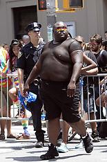 2018 Gay Pride Parade (NYC Pride March) 24 June 2018