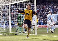 Fotball<br /> England<br /> Foto: imago/Digitalsport<br /> NORWAY ONLY<br /> <br /> 18.03.2006  <br /> <br /> Torschütze Lee McCulloch (Wigan) jubelt <br /> <br /> PUBLICATIONxNOTxINxUK