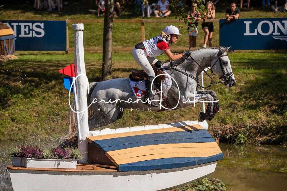 Realini Tiziana, SUI, Toubleu de Rueire<br /> European Championship Eventing<br /> Luhmuhlen 2019<br /> © Hippo Foto - Dirk Caremans
