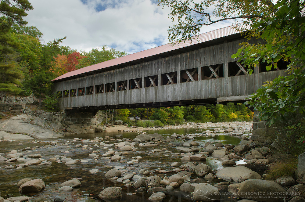 Albany Covered Bridge, New Hampshire