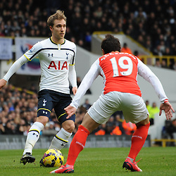 Spurs v Arsenal | Premier League | 7 February 2015