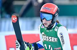 29.12.2017, Hochstein, Lienz, AUT, FIS Weltcup Ski Alpin, Lienz, Riesenslalom, Damen, 2. Lauf, im Bild Petra Vlhova (SVK) // Petra Vlhova of Slovakia reacts after her 2nd run of ladie's Giant Slalom of FIS ski alpine world cup at the Hochstein in Lienz, Austria on 2017/12/29. EXPA Pictures © 2017, PhotoCredit: EXPA/ Erich Spiess