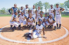 2015 A&T Softball vs Savannah State (Senior Day)