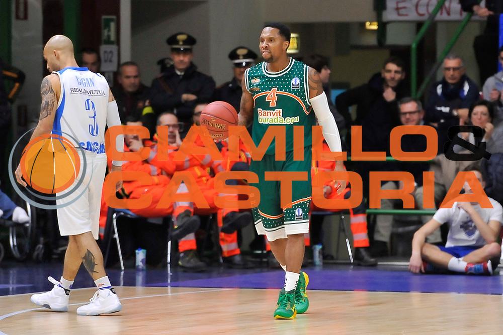 DESCRIZIONE : Eurocup 2014/15 Last32 Dinamo Banco di Sardegna Sassari -  Banvit Bandirma<br /> GIOCATORE : Earl Rowland<br /> CATEGORIA : Ritratto<br /> SQUADRA : Banvit Bandirma<br /> EVENTO : Eurocup 2014/2015<br /> GARA : Dinamo Banco di Sardegna Sassari - Banvit Bandirma<br /> DATA : 11/02/2015<br /> SPORT : Pallacanestro <br /> AUTORE : Agenzia Ciamillo-Castoria / Luigi Canu<br /> Galleria : Eurocup 2014/2015<br /> Fotonotizia : Eurocup 2014/15 Last32 Dinamo Banco di Sardegna Sassari -  Banvit Bandirma<br /> Predefinita :
