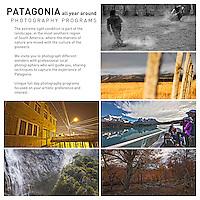 Patagonia Photography Experiences Catalog