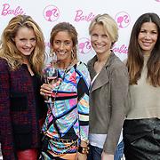 NLD/Amsterdam/20120308 - BN' ers ontwerpen kleding voor Barbie, Liza Sips, Danie Bles, Sjimmy Bruijninckx en Robine van der Meer