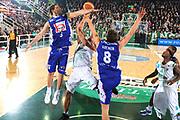DESCRIZIONE : Avellino Lega A 2010-11 Air Avellino Bennet Cantu<br /> GIOCATORE : Vladimir Micov<br /> SQUADRA : Bennet Cantu<br /> EVENTO : Campionato Lega A 2010-2011<br /> GARA : Air Avellino Bennet Cantu<br /> DATA : 20/11/2010<br /> CATEGORIA : Rimbalzo<br /> SPORT : Pallacanestro<br /> AUTORE : Agenzia Ciamillo-Castoria/GiulioCiamillo<br /> Galleria : Lega Basket A 2010-2011<br /> Fotonotizia : Avellino Lega A 2010-11 Air Avellino Bennet Cantu<br /> Predefinita :