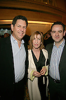 Paul Burger, Harriet Brand and Marin Talbot