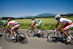 Rok Tehovnik (SLO) of Motomat Delo Revije at 2nd stage of Tour de Slovenie 2009 from Kamnik to Ljubljana, 146 km, on June 19 2009, Slovenia. (Photo by Vid Ponikvar / Sportida)