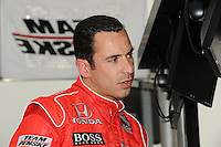 Helio Castroneves, Peak Antifreeze and Motor Oil Indy 300, Chicagoland Speedway, Joliet, IL USA