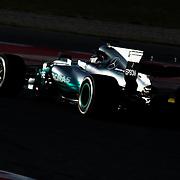 Formula 1 Pre-Season Testing 2017