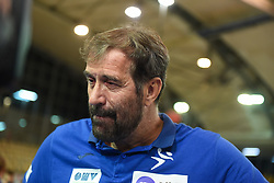 during friendly handball match between Slovenia and Srbija, on October 27th, 2019 in Športna dvorana Lukna, Maribor, Slovenia. Photo by Milos Vujinovic / Sportida