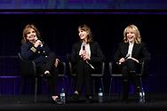 Dawn Wells, Barbara Feldon and Barbara Eden at Supanova Comic Con and Gaming exhibition at Sydney Showground.