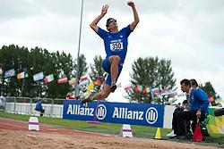 PETROPOULOS Anastasios, 2014 IPC European Athletics Championships, Swansea, Wales, United Kingdom