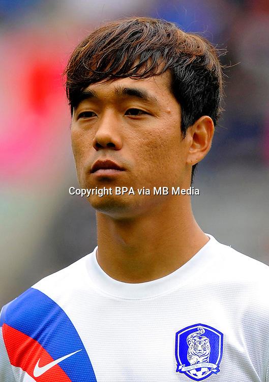 Football Fifa Brazil 2014 World Cup / <br /> Korea Republic  National Team -<br /> Park Chu Young of Korea Republic