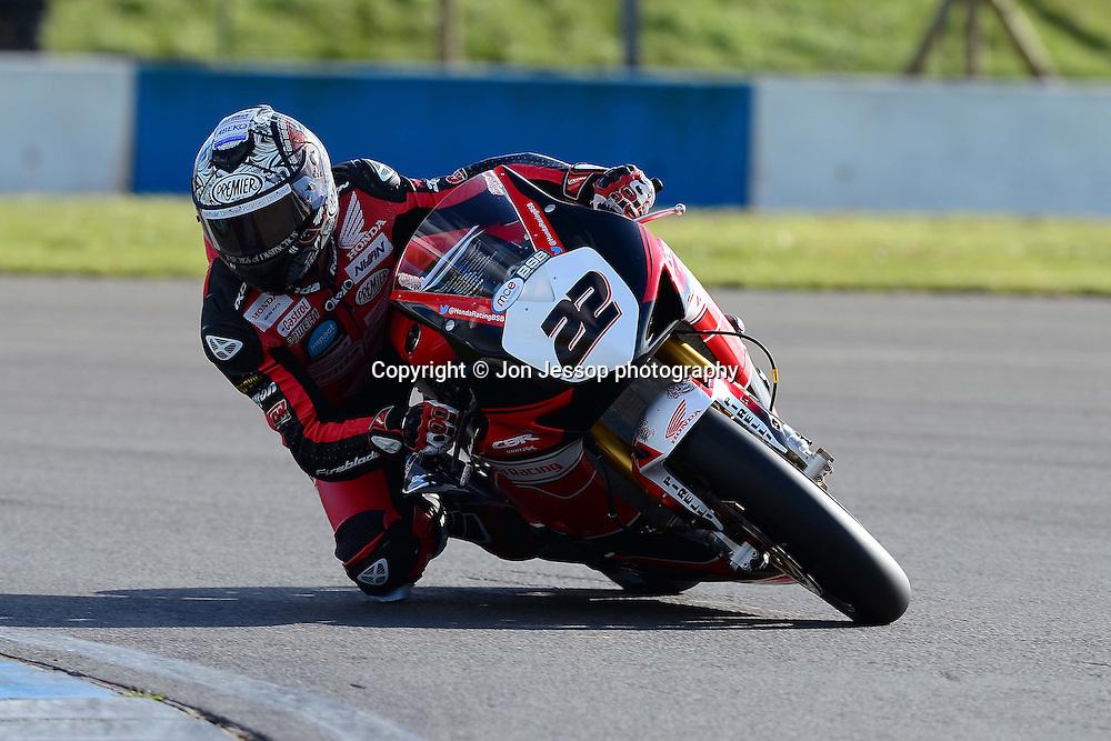 #22 Jason O?Halloran Honda Racing MCE British Superbikes