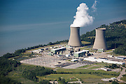 The Perry Nuclear Power Plant is a General Electric boiling water reactor owned by First Energy Nuclear Operating Corporation and located on 1,100 acres (450 ha) outside of Cleveland in North Perry, Ohio, USA.