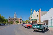Marfa, Texas, Presidio County Courthouse, Palace Theatre