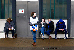 Supporters arrive at Portman Road - Mandatory by-line: Phil Chaplin/JMP - 16/02/2019 - FOOTBALL - Portman Road - Ipswich, England - Ipswich Town v Stoke City - Sky Bet Championship