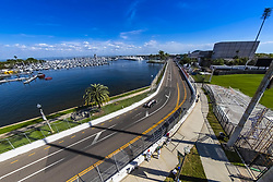 March 8, 2019 - St. Petersburg, Florida, U.S. - JOSEF NEWGARDEN (2) of the United States goes through the turns during practice for the Firestone Grand Prix of St. Petersburg at Temporary Waterfront Street Course in St. Petersburg, Florida. (Credit Image: © Walter G Arce Sr Asp Inc/ASP)