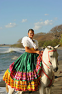 Hacienda Pinilla, a 4,500-acre project in Guanacaste Peninsula, with more than 3 miles of beaches, hotels, villas and a golf course.Horseback riding. The Hacienda hosts folkloric presentations, with Costa Rican clothes going back to the beginning of the last Century.Hacienda Pinilla, a 4,500-acre project in Guanacaste Peninsula, with more than 3 miles of beaches, hotels, villas and a golf course.Horseback riding. The Hacienda hosts folkloric presentations, with Costa Rican clothes going back to the beginning of the last Century.Adriana Bermudez with the typical Costa RIcan gala dress.