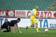 Foto LaPresse - Donato Fasano<br /> 03/03/2015 Bari( Italia)<br /> Sport Calcio<br /> Fc  Bari 1908 - Catania<br /> Campionato di Calcio Serie B 2014 2015 - Stadio &quot;San Nicola&quot;<br /> Nella foto: rosina<br /> <br /> Photo LaPresse - Donato Fasano<br /> 03 Mar  2015 Bari ( Italy)<br /> Sport Soccer<br /> Fc Bari 1908 - Catania<br /> Italian Football Championship League B  2014 2015 - &quot;San Nicola&quot; Stadium <br /> In the pic: rosina