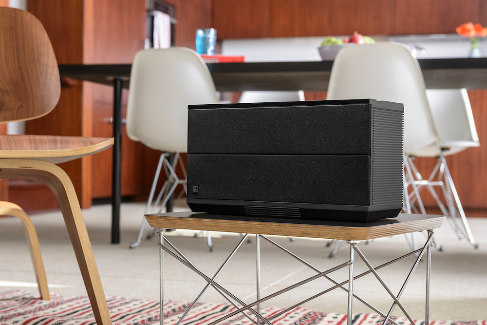 Bluetooth wireless speaker at the Dwell Magazine House | Soundfreaq