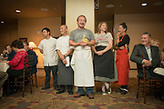 Feast PDX Dinner at Allison Spa with Chefs Sunny Jin, Nancy Silverton, Matt Molina, Hiro Sone, Lissa Doumani