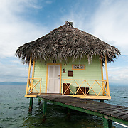 Punta Caracol Hotel. Bocas del Toro, Panama