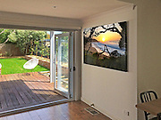 KW16524 'Bells Beach at sunrise'<br />
