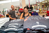 20141027 - Socorro and Mike go on a $10,000 Chandler Fashion Center Shopping Spree on Monday