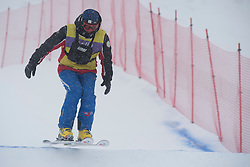 , Snowboarder Cross, 2015 IPC Snowboarding World Championships, La Molina, Spain
