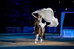 Lisa Roeckener<br /> Braunschweig - Löwenclassics 2019<br /> Grosse Braunschweiger Nacht<br /> Showabend<br /> 23. März 2019<br /> © www.sportfotos-lafrentz.de/Stefan Lafrentz