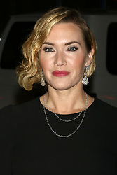 "Kate Winslet attends a screening of ""Wonder Wheel"" at the Museum of Modern Art in New York."