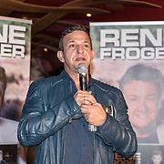 NLD/Amsterdam/20161103 - CD Presentatie Rene Froger, Najib Amhali