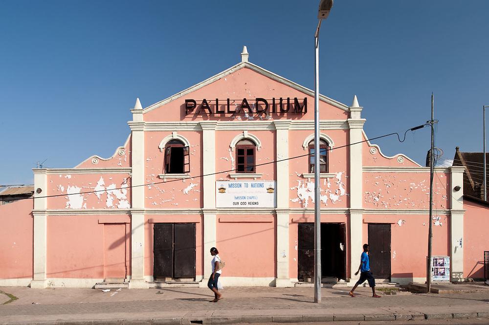 Palladium, James Town, Accra, Ghana 2011