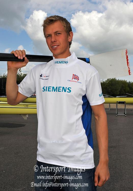 Caversham, Great Britain,  Rob WILLIAMS,  GB Rowing media day, GB Rowing Training centre, Caversham. Monday,  17/05/2010 [Mandatory Credit. Peter Spurrier/Intersport Images]