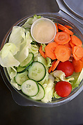Salad Take away snack