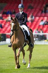 Abbott Clare, (IRL), Euro Prince<br /> Dressage <br /> Mitsubishi Motors Badminton Horse Trials - Badminton 2015<br /> © Hippo Foto - Jon Stroud<br /> 07/05/15