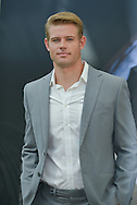 """Trevor Donovan from Cast """"Texas Rising"""" poses at the photocall during the 55th Festival TV in Monte-Carlo on June 15, 2015 in Monte-Carlo, Monaco."""